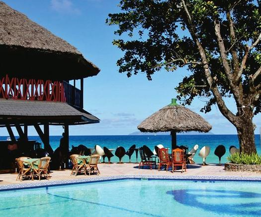 coral strand hotel seychellen beau vallon bay mah. Black Bedroom Furniture Sets. Home Design Ideas