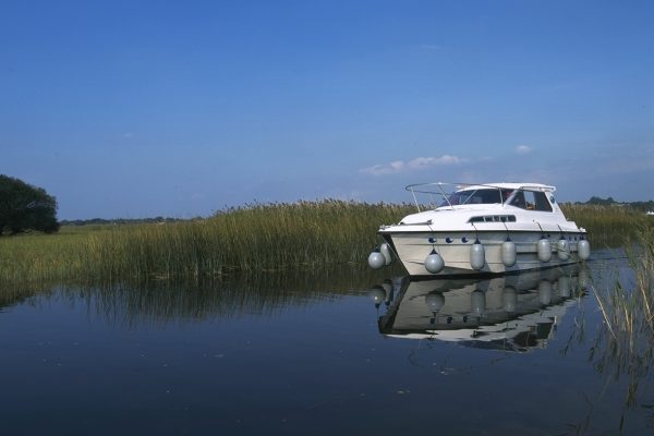 Hausboote Irland