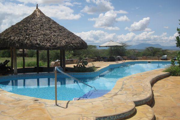 Entspannen Sie in Ihrem Traumhotel in Kenia.