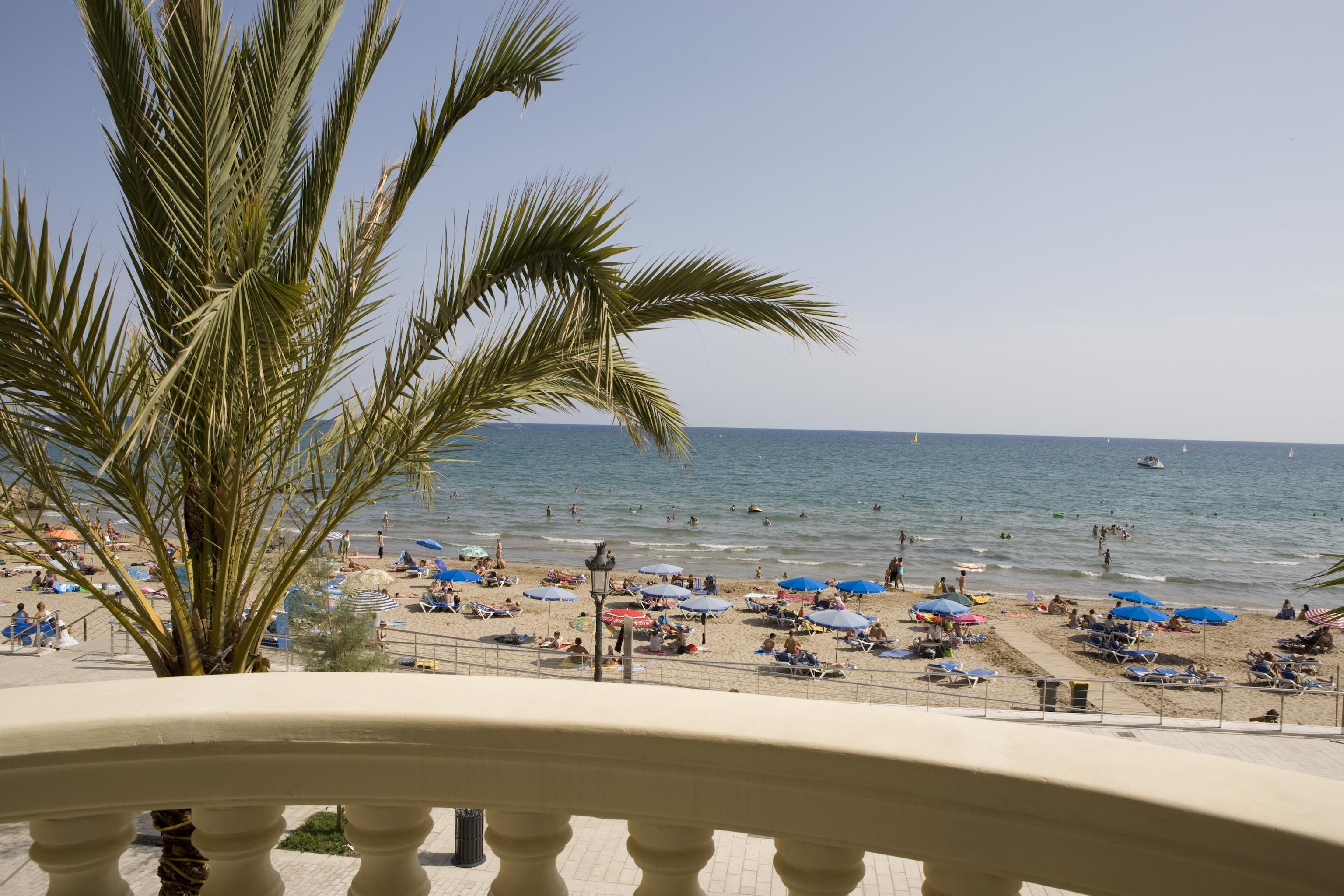 Sitges - Playa de San Sebasti+ín