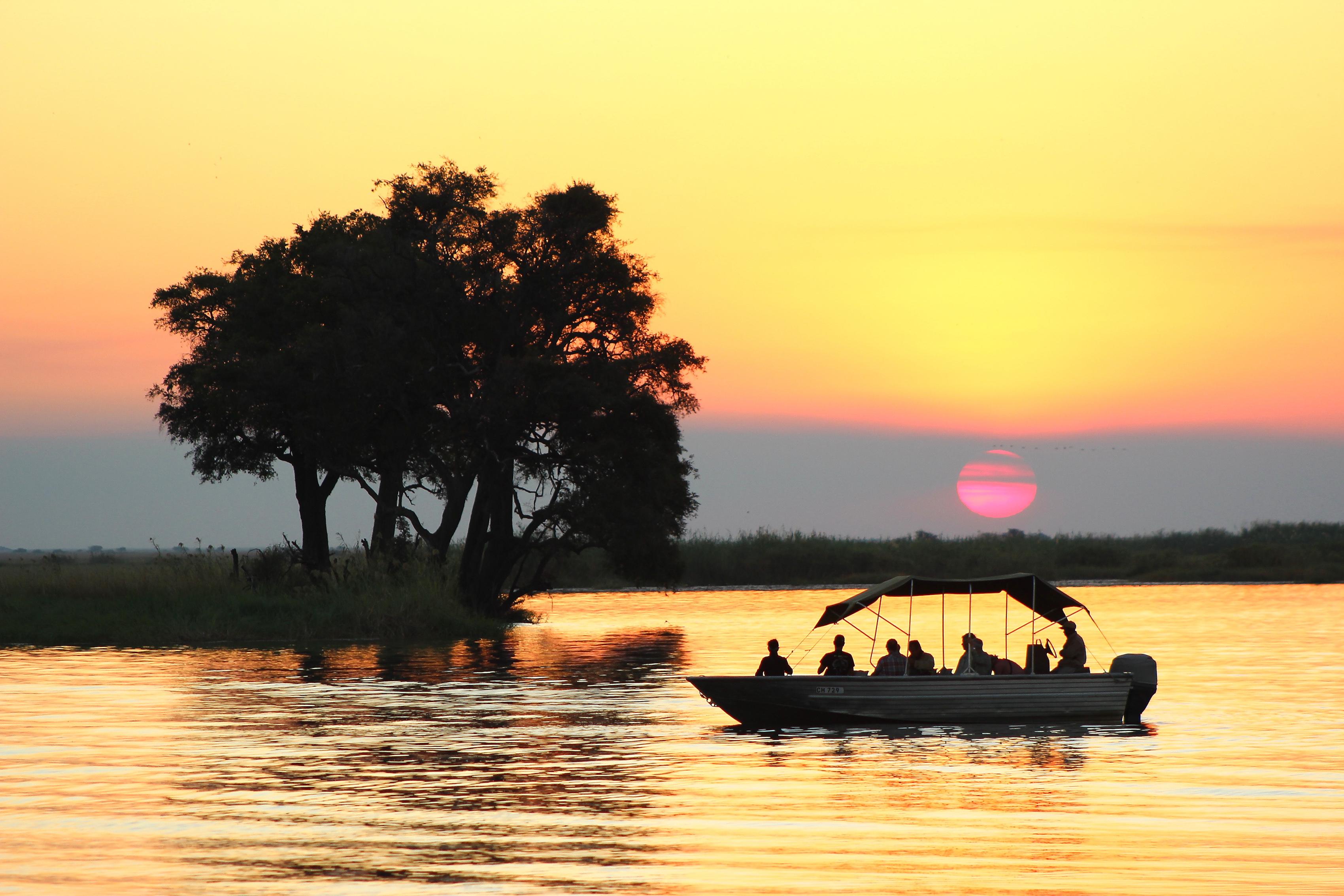 Sunway Botswana Chobe sunset cruise (Federica Alleti)