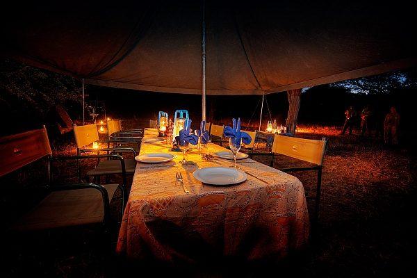 Freuen Sie sich auf wunderschöne Camps und Lodges