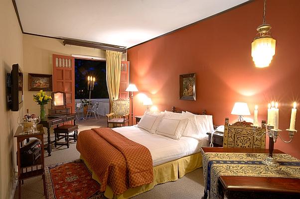 Standard Room - Hotel Dann Monasterio (Popayan, Colombia) Ð © 2011 by Hoteles Dann, www.hotelesdann.com - Photographer: Mario Carvajal (Astrolabio)