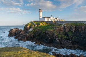 Co. Donegal Fanad Lighthouse