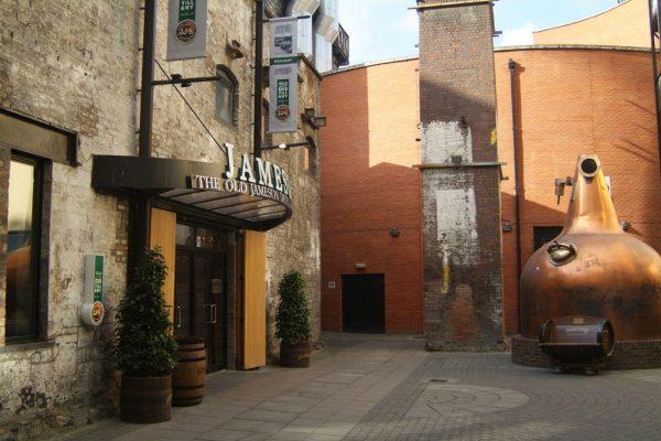 Auch in Dublin bieten wir einige schöne Hotels an.