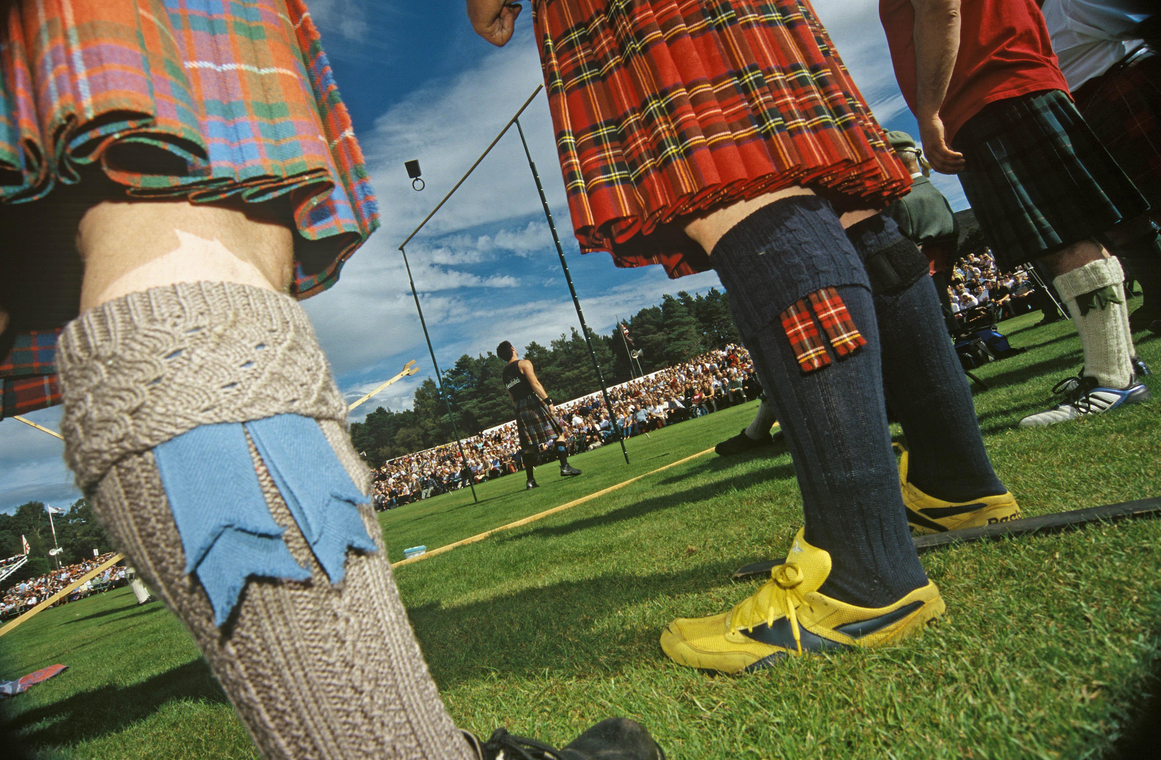 Highland Games Schottland Reisen Und Uebernachtungen