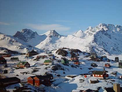 Winterreisen in Grönland zeigen Ihnen die viele Schönheiten des Landes.